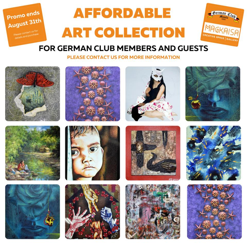 Magkaisa Creative Space: Affordable Art Collection